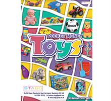 View Our Pocket Money Toy Catalogue 2021